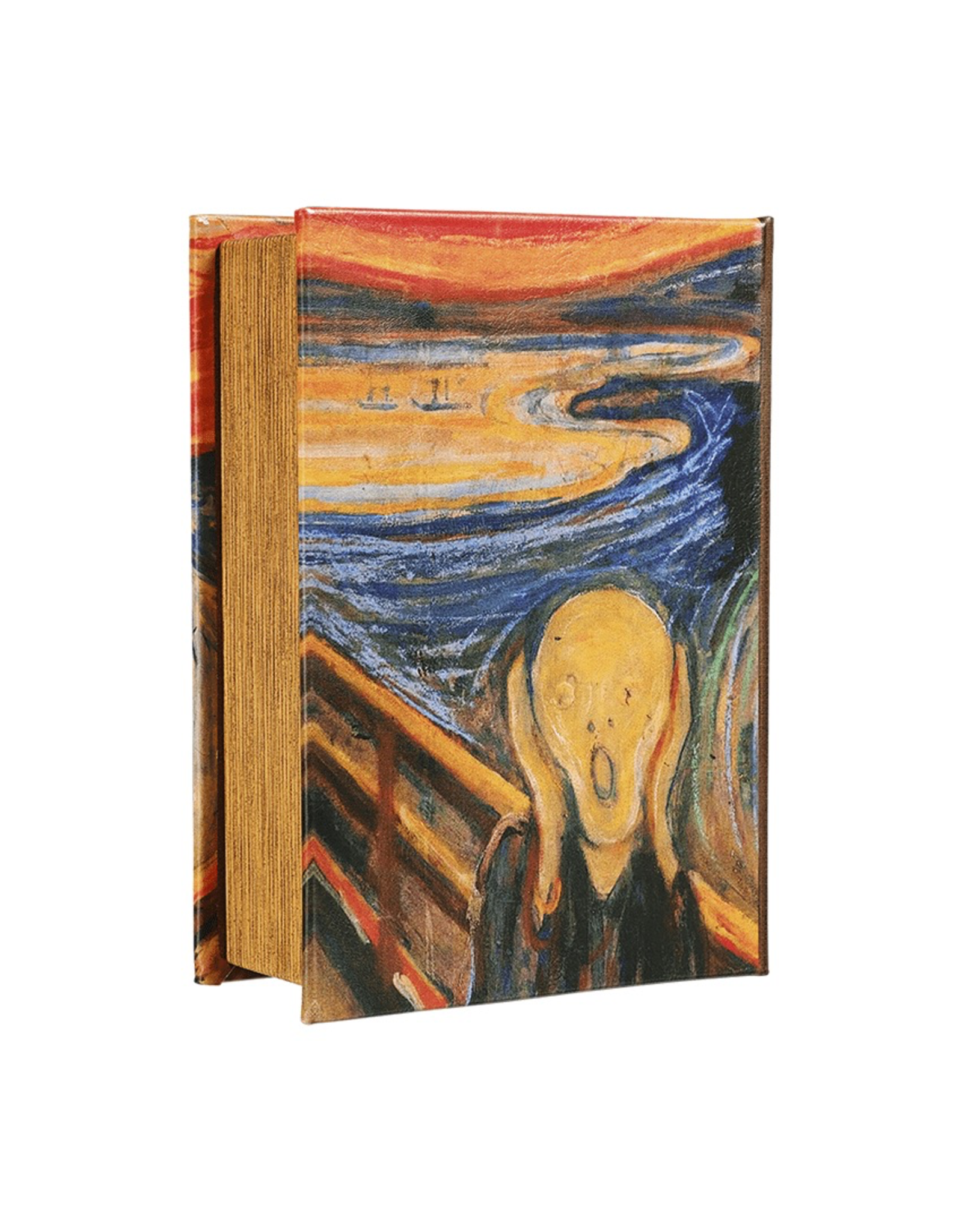 Enchanted Boxes The Scream (Safe Box)