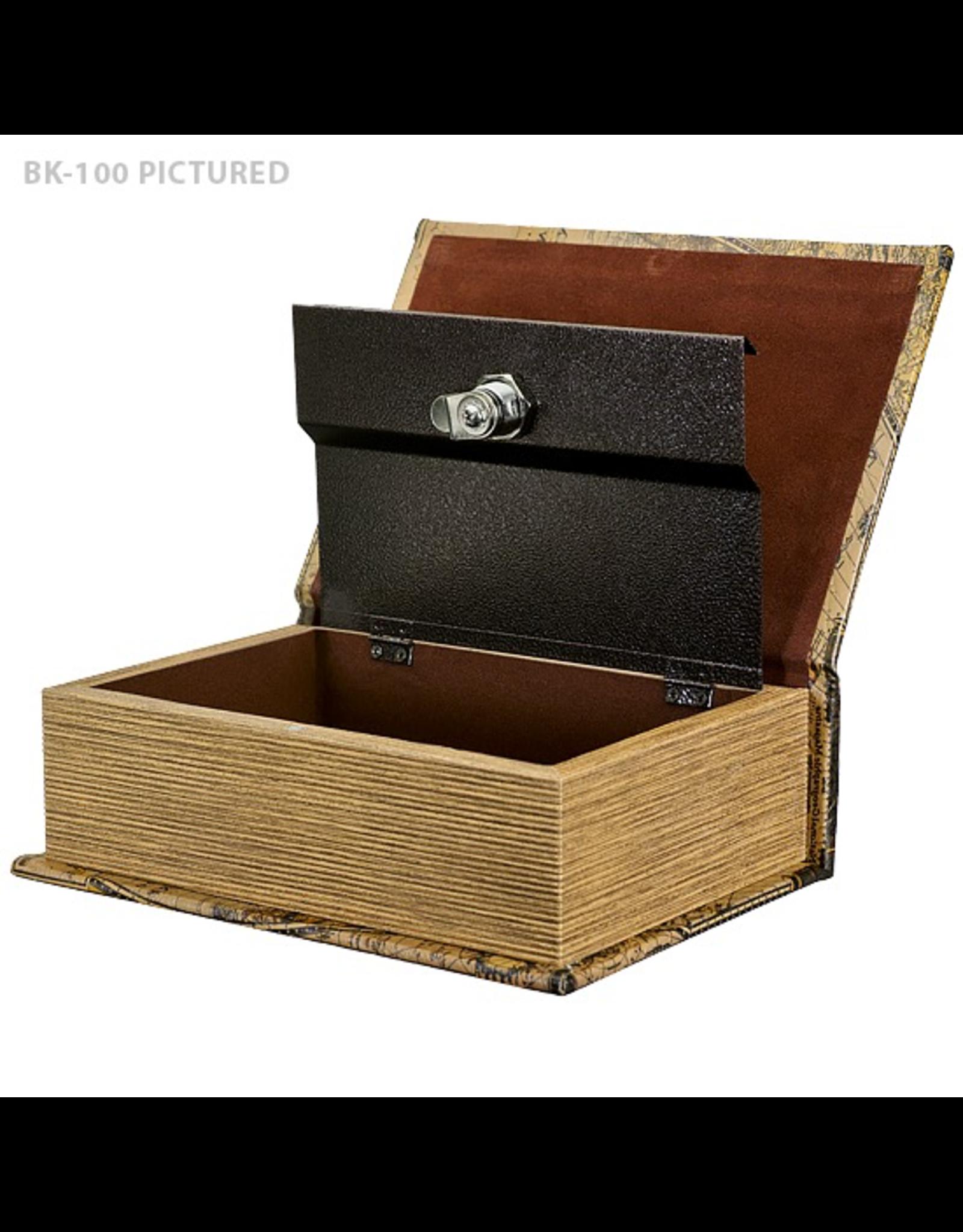 Enchanted Boxes Kandinsky Composition (Safe Box)