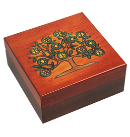Enchanted Boxes Tree of Life Wood Box