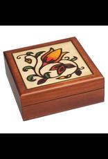 Enchanted Boxes Romantic Wood Box