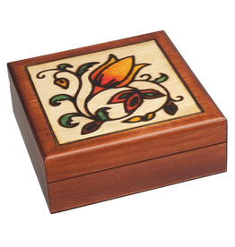Enchanted Boxes Romantic Wood Box