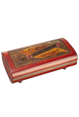 Enchanted Boxes Cigar Wood Box