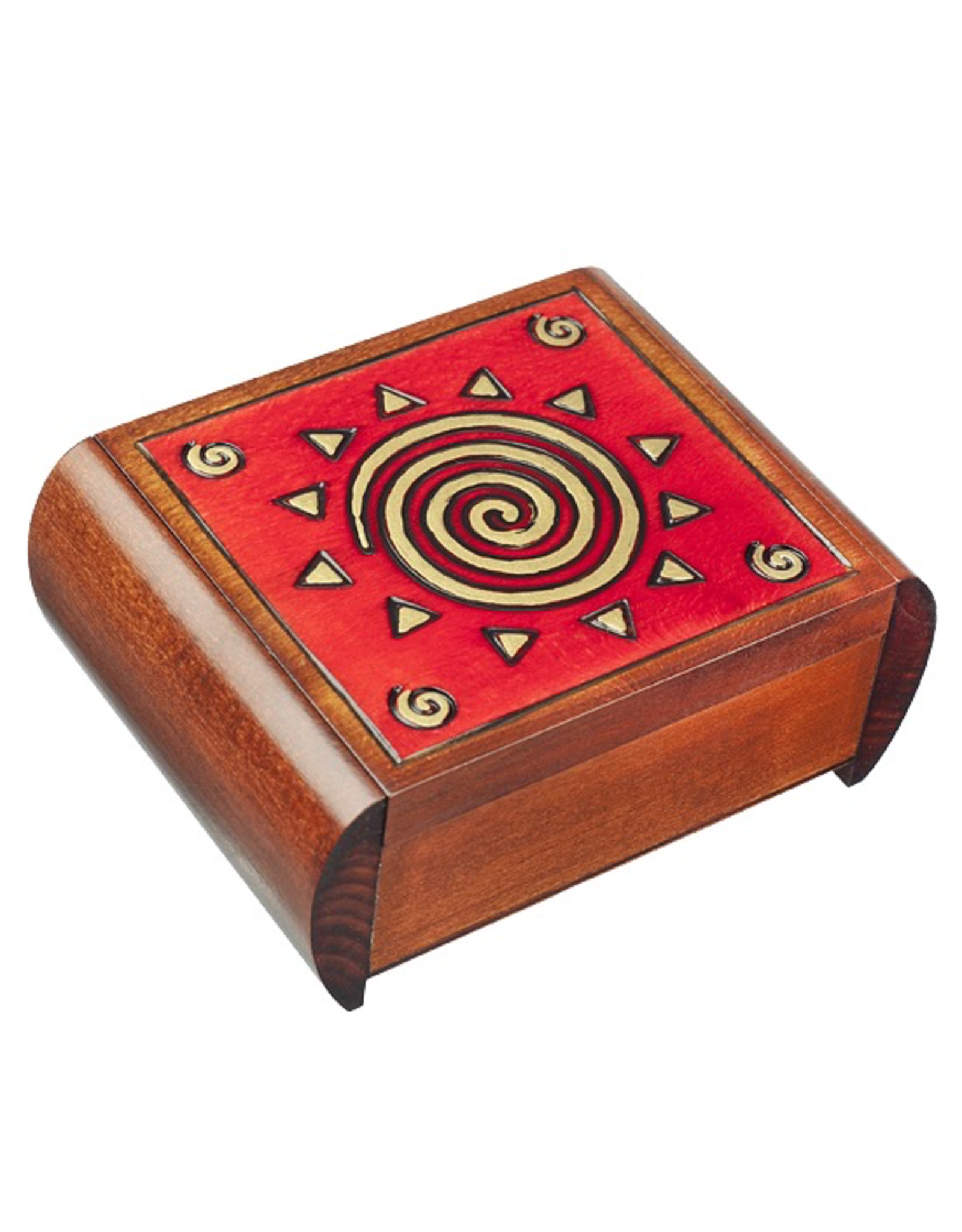 Enchanted Boxes Atlantis Secret Wood Box