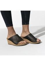 Birkenstock Namica Suede Leather Slid Wedge Sandal