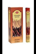 HEM 20 Gram Cinnamon Box Incense