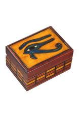 Enchanted Boxes Eye of Horus Wood Box
