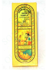India Temple Incense 50 Pack