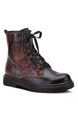 Strawberis Leather Boot