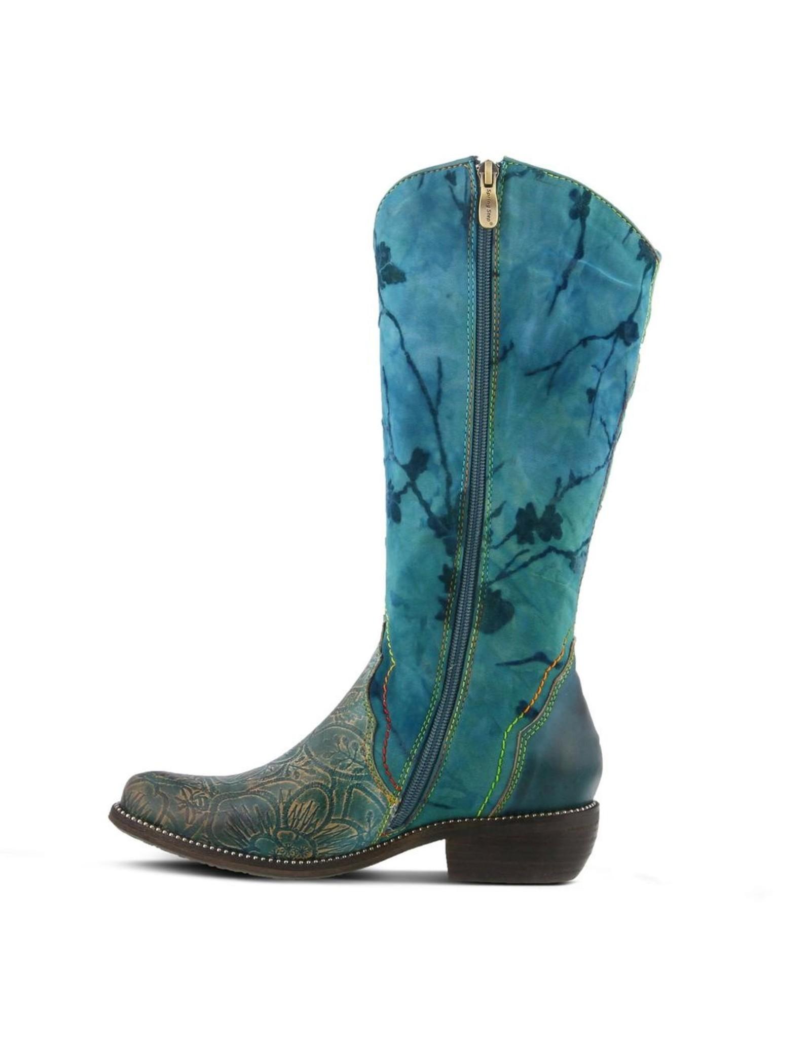 Laretilyn Leather Boot