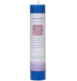 Crystal Journey Good Health Magic Pillar