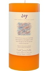 Crystal Journey Joy Candle