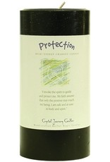 Crystal Journey Protection Candle