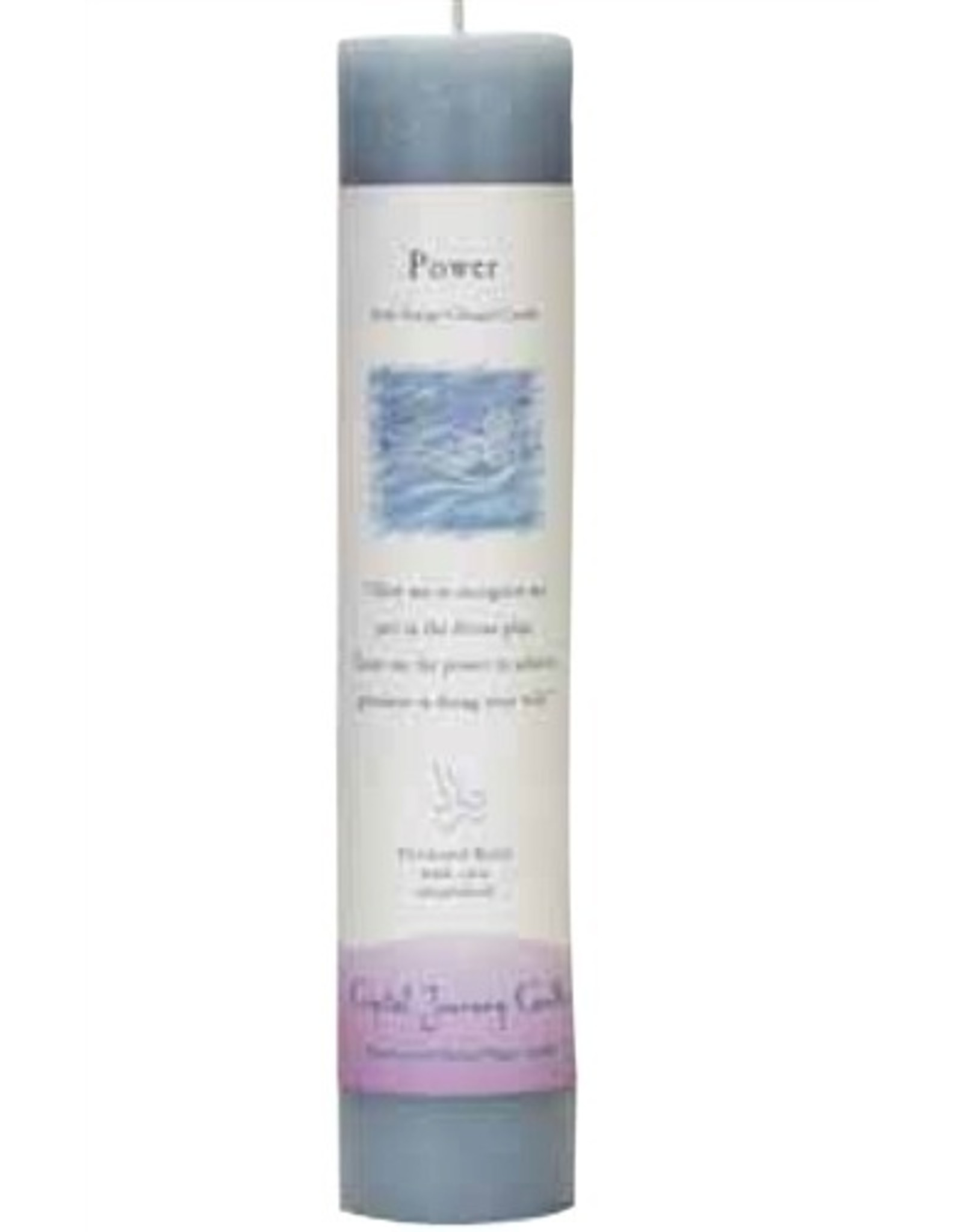 Crystal Journey Power Magic Pillar Candle