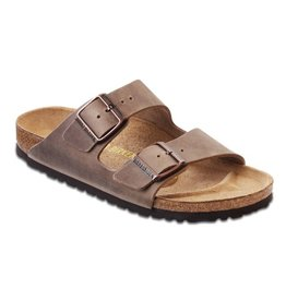 Birkenstock Tobacco Leather Arizona