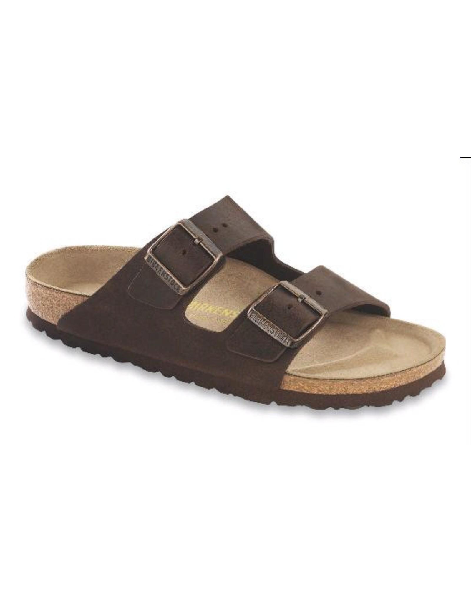 Birkenstock Soft Footbed Habana Oiled Leather Arizona Sandal