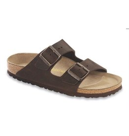 Birkenstock Soft Footbed Habana Oiled Leather Arizona Sandal