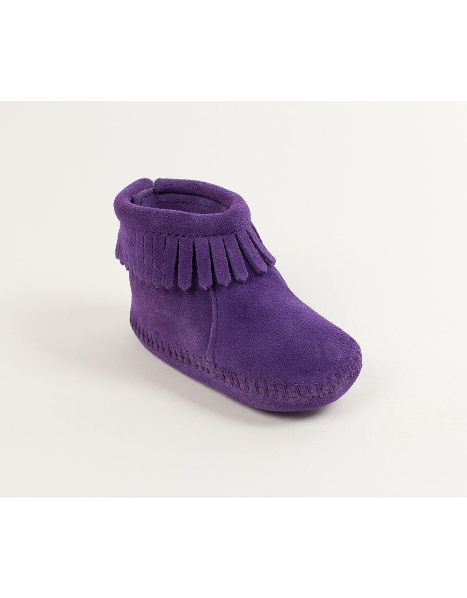 Minnetonka Infant Back Flap Bootie