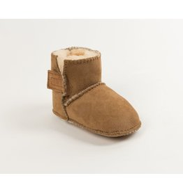 Minnetonka Sheepskin Pug Boot