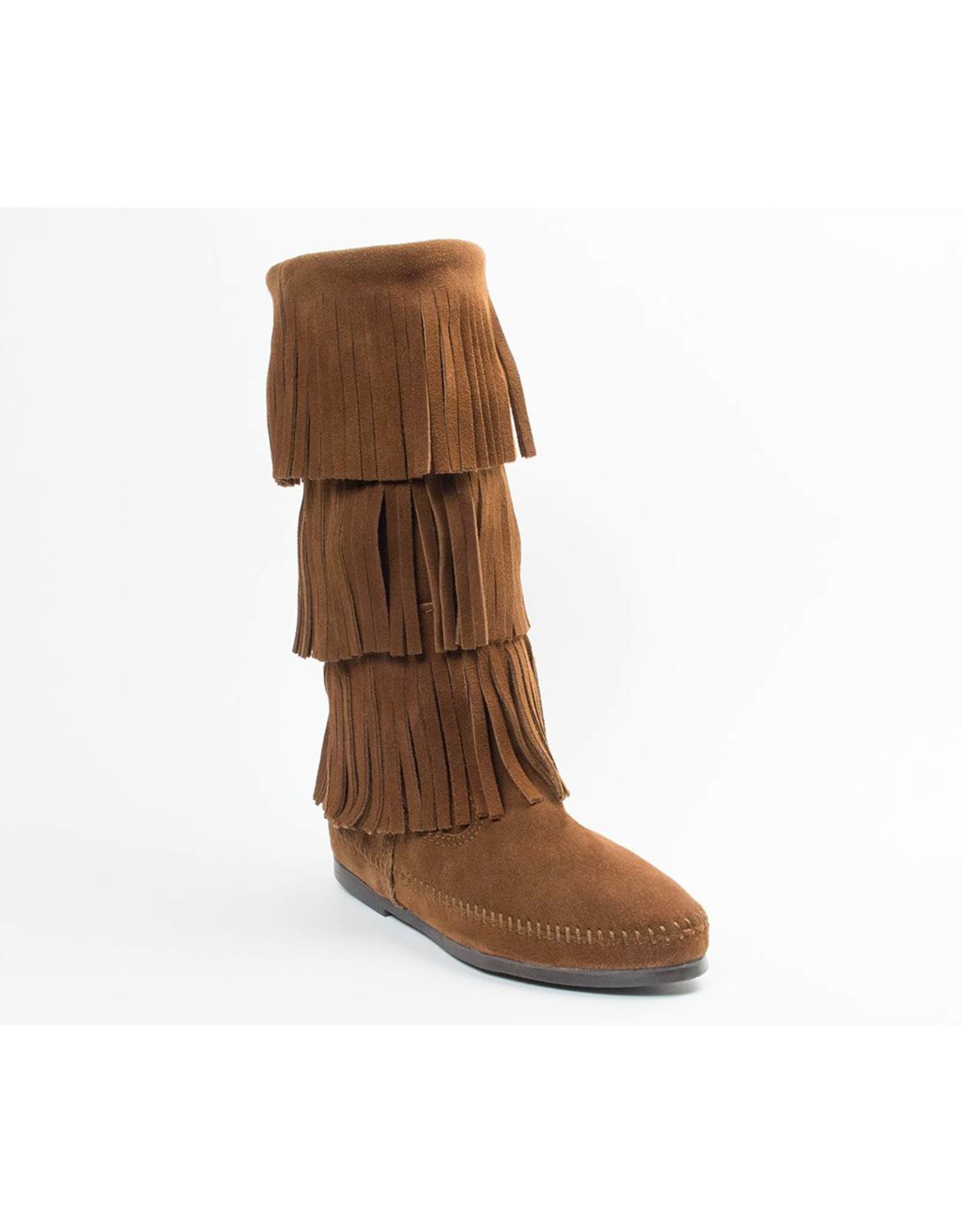 Minnetonka 3 Layer Fringe Boot