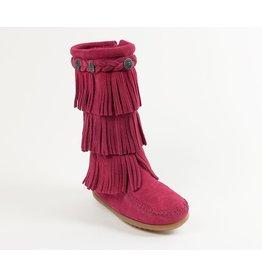 Minnetonka Children's 3 Layer Fringe Boot