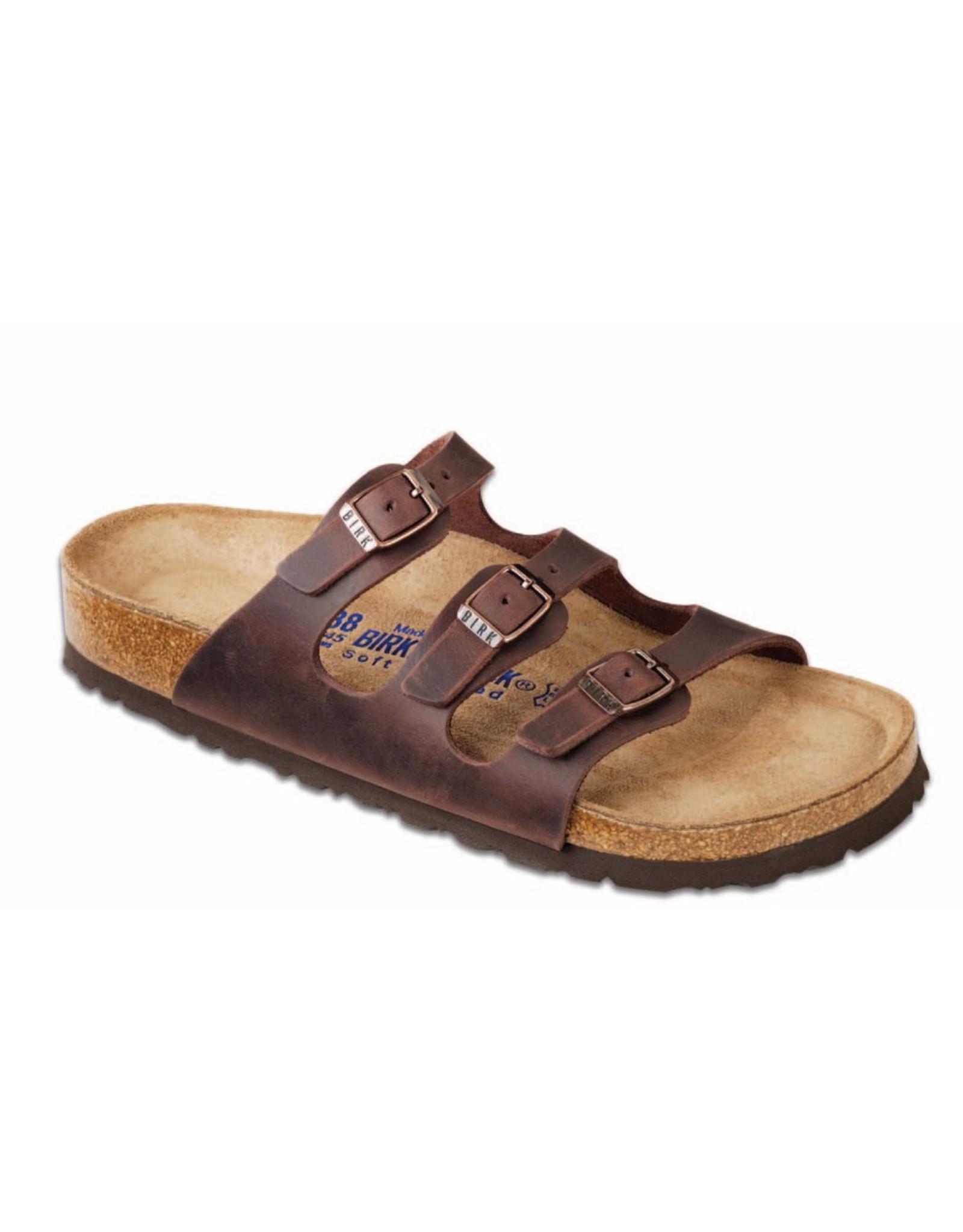 Birkenstock Soft Footbed Habana Oiled Leather Florida