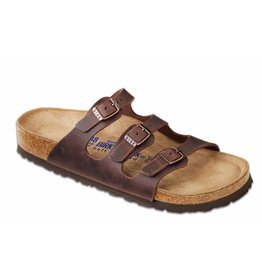 Birkenstock Soft Footbed Habana Oiled Leather Florida