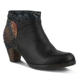 Esben Leather Bootie