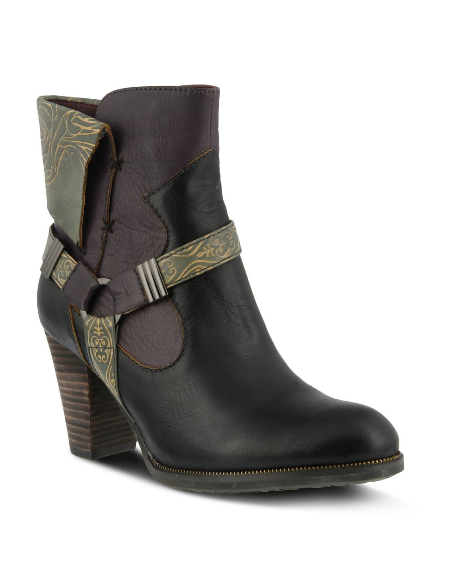 Rikeet Leather Boot