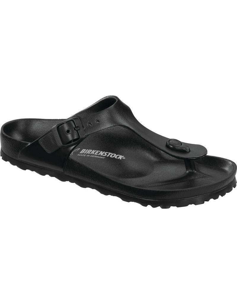 Birkenstock Black Gizeh Essentials