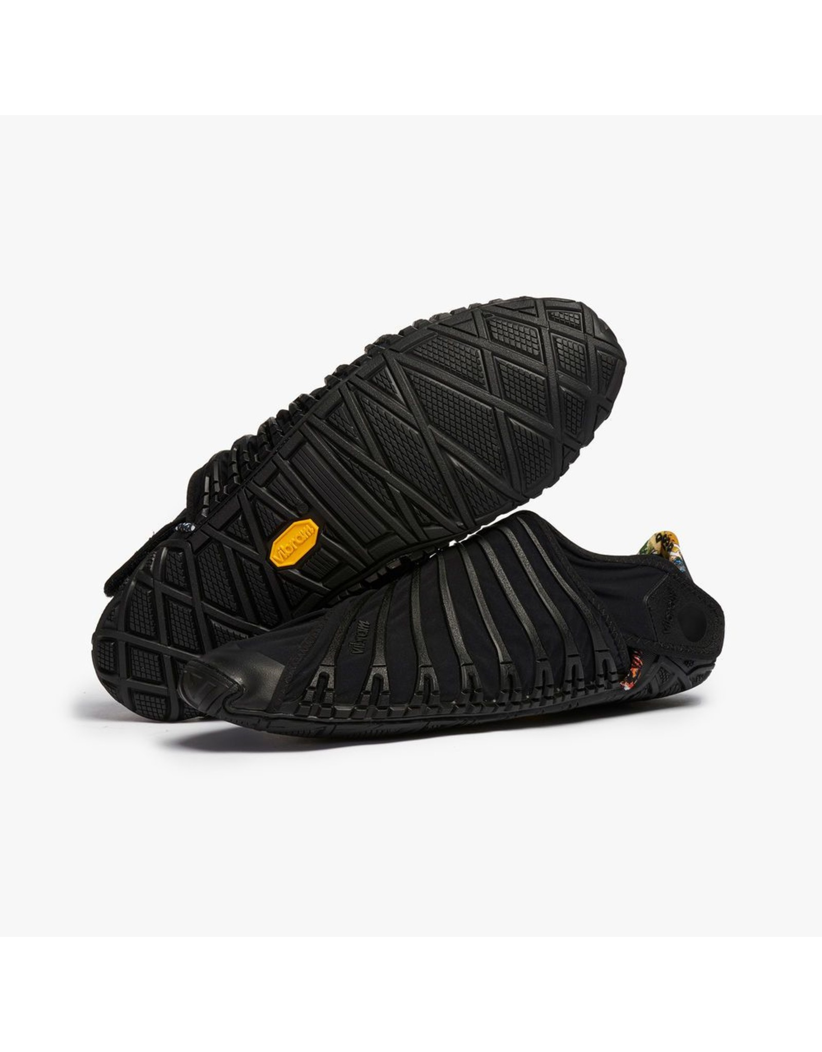 Vibram Furoshiki Black Unisex Shoe