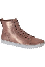 Birkenstock Bartlett Metallic Rose Hi Top