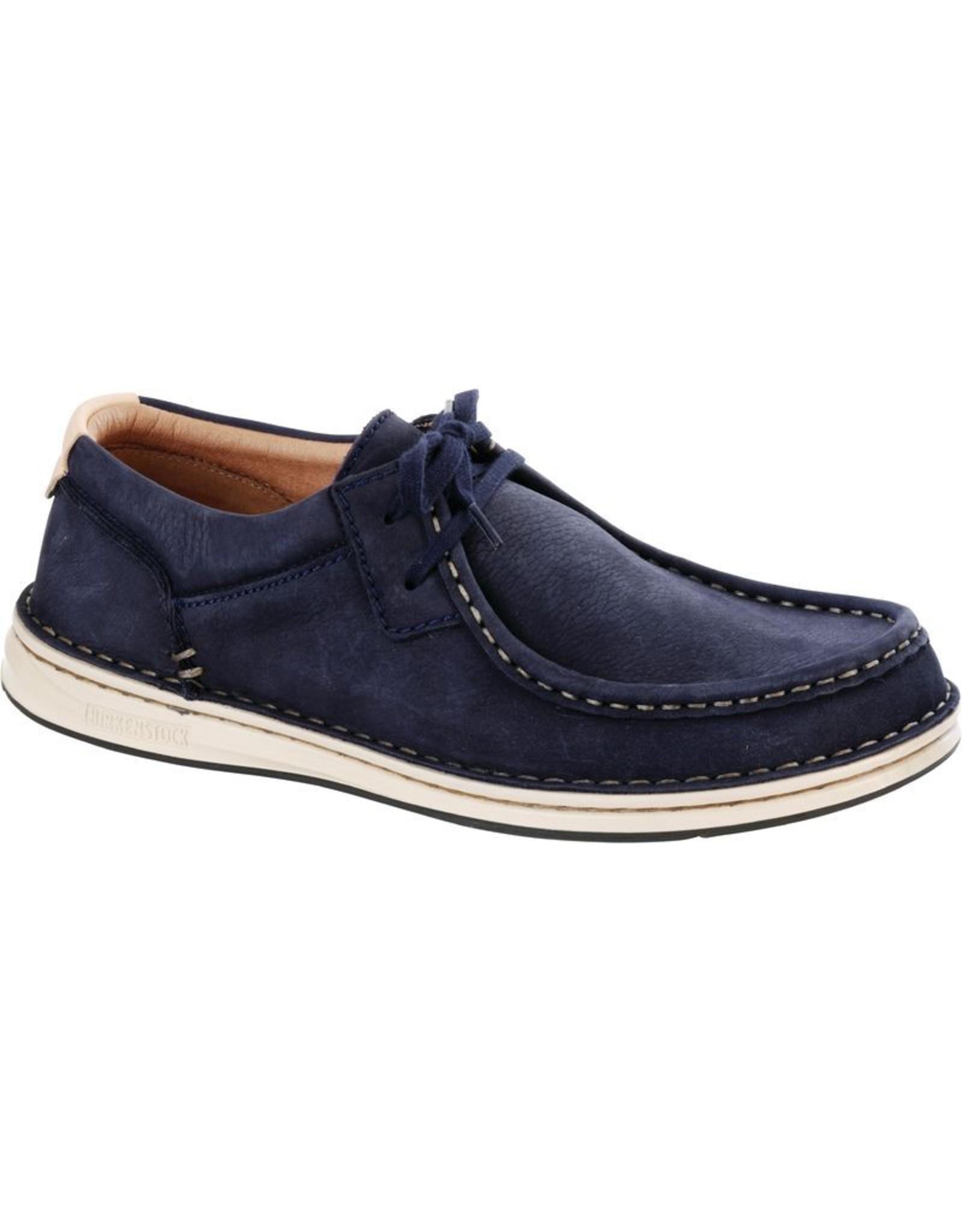 Birkenstock Pasadena Nubuck Leather Shoe
