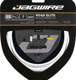 Jagwire Jagwire Road Elite Sealed Brake Cable Kit, White