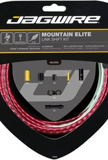Jagwire CABLE KIT G JW MT LINK RD MTB ELITE LINK GEAR RED