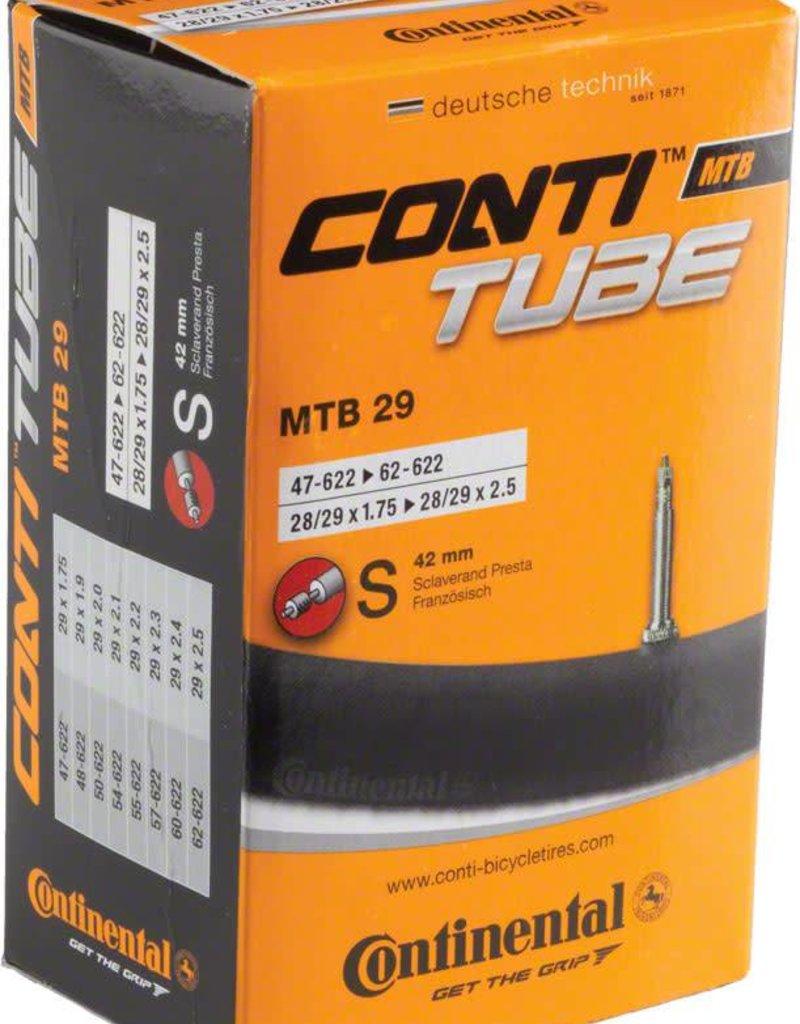 Continental Continental 29 x 1.75-2.5 42mm Presta Valve Tube