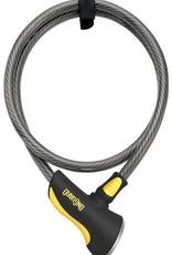 "OnGuard Akita Keyed cable lock, 48"" x 4/9"