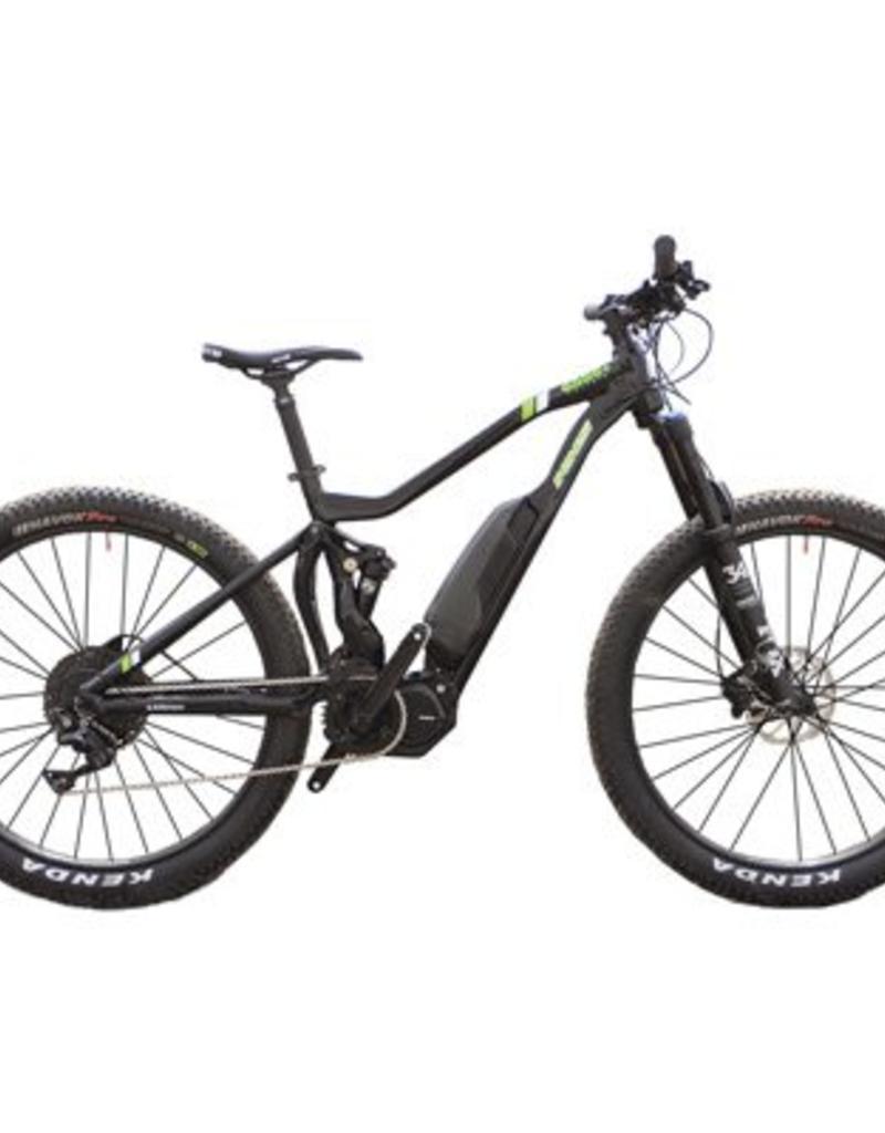 KHS Bicycles SF6555+E XL BLK