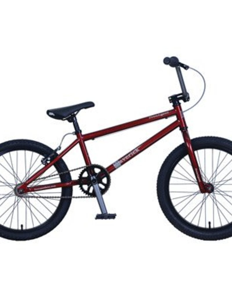 Free Agent Bicycles MAVERICK BLOOD RED 2018