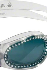 Aqua Sphere Aqua Sphere Kaiman Lady Goggles: Clear/Purple with Smoke Lens