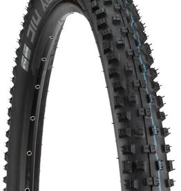 Schwalbe Schwalbe Nobby Nic Tire 27.5 x 2.25, Folding Bead, Evolution Line, Addix Speedgrip Compound, SnakeSkin, Tubeless Easy, Black