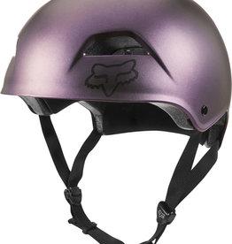 Fox Racing Fox Racing Flight Sport Helmet: Black Iri MD