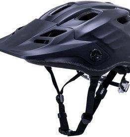 Kali Protectives Kali Maya 2.0 Solid Helmet: Matte Black SM/MD