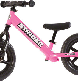 Strider Sports Strider 12 Sport Kids Balance Bike: Pink