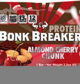 Bonk Breaker Bonk Breaker High Protein Energy Bar: Almond Cherry Chunk, Box of 12