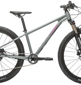 "Cleary Bikes Cleary Bikes Scout 24"" Complete Bike Gray"