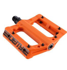 Deity Deity Compound Pedals, Orange