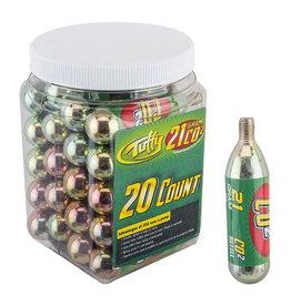 MR TUFFY PUMP MR TUFFY Co2 21g Per Cartridge