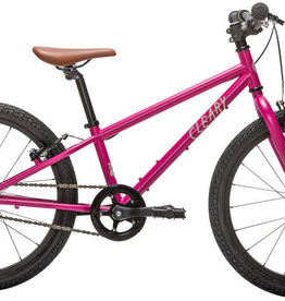 "Cleary Bikes Cleary Bikes Owl 20"" Single Speed Complete Bike Sorta Pink"