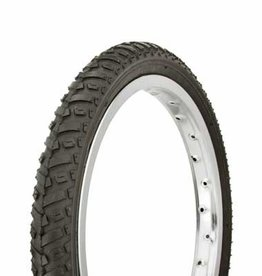 DURO Tire Duro 16 x 1.90 Black/Black Side Wall HF-174