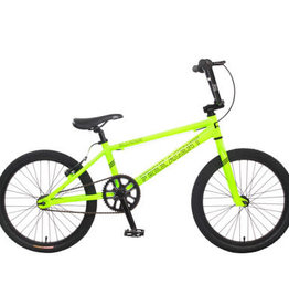 FREE AGENT 2020 Eluder Free Agent BMX NEON GREEN